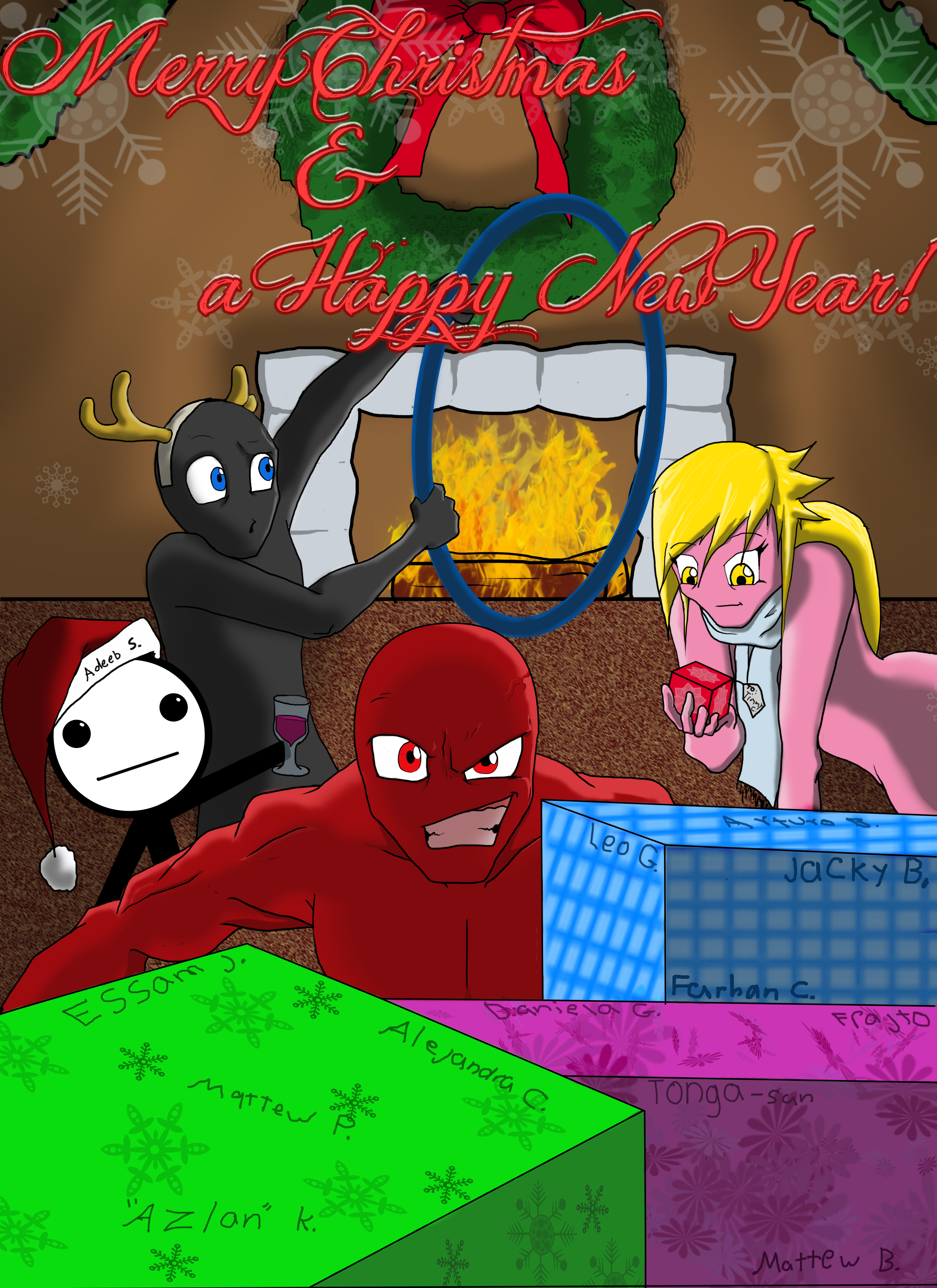 Merry Christmas! 2013