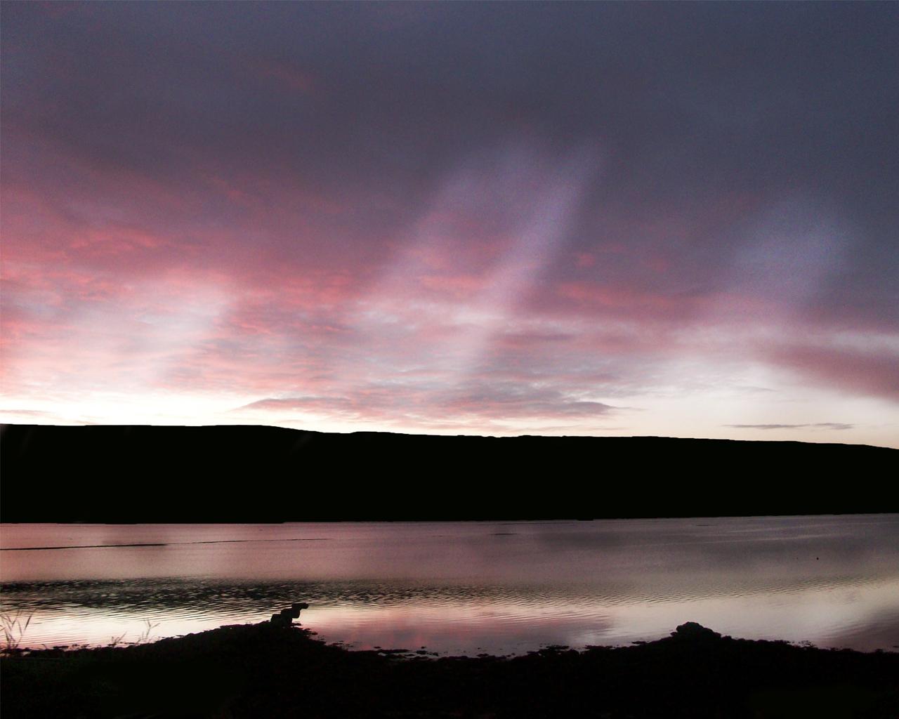 Scotland Sun Rise