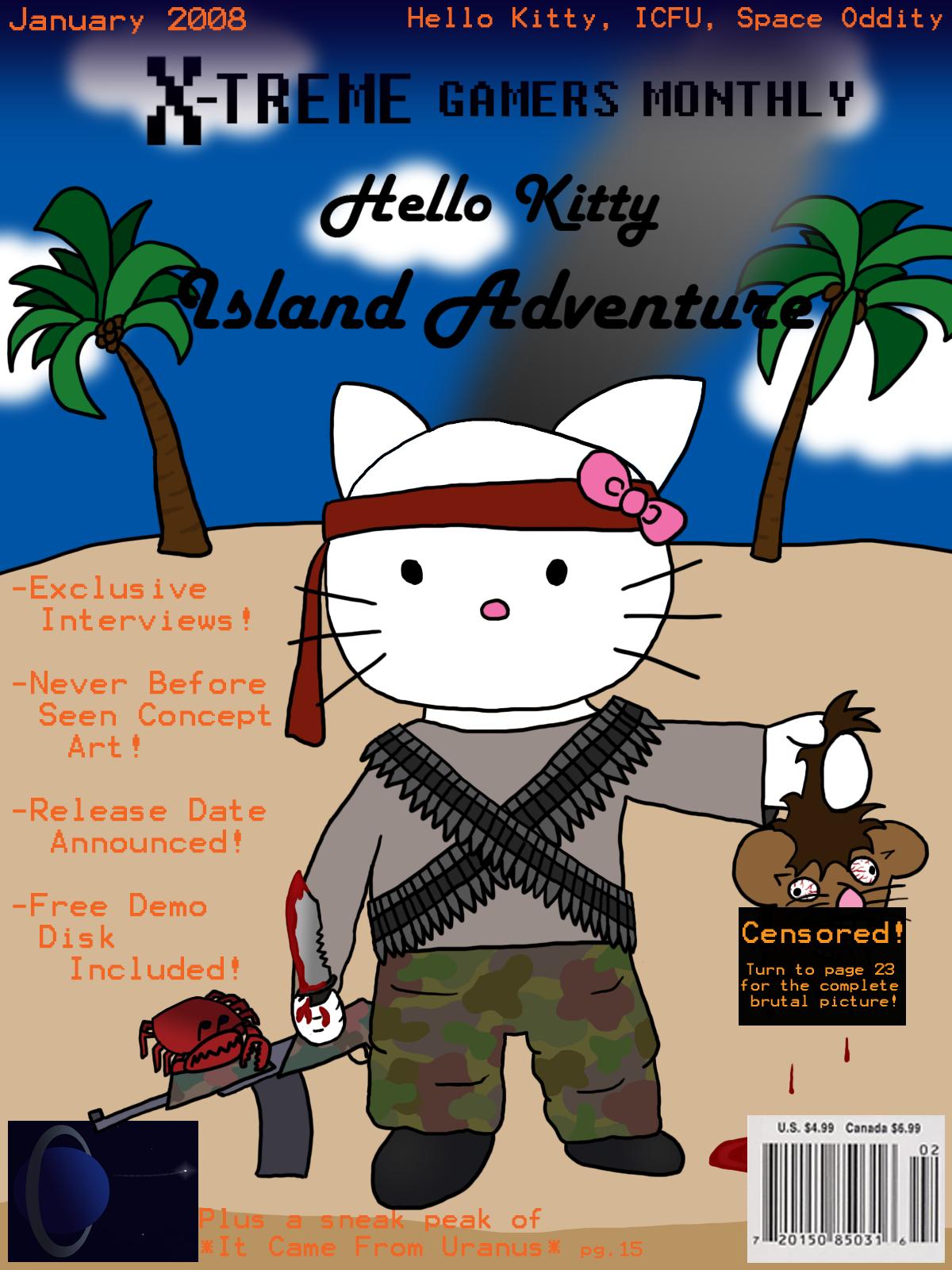 Hello Kitty Island Adventure