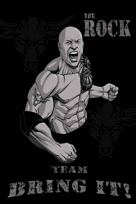 WWE the Rock