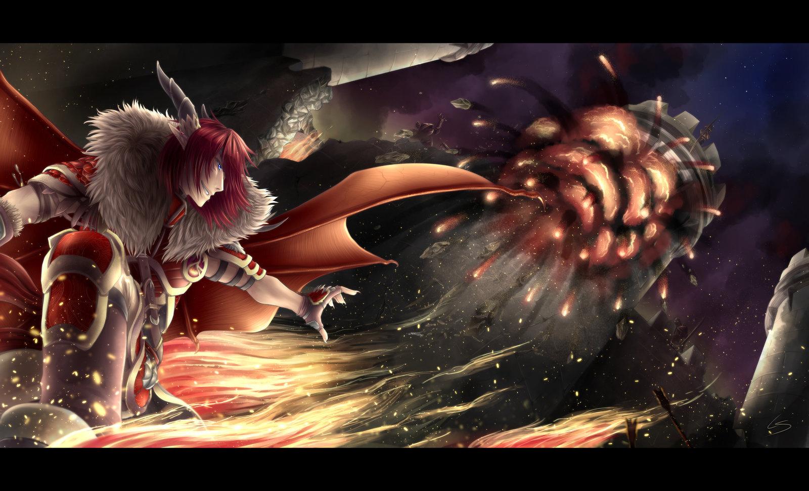 Attack of the Crimson King