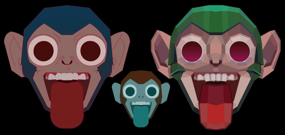 Polygon Monkey