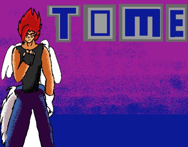 Tome Final Episode Alpha