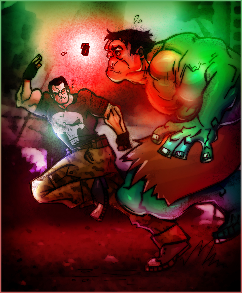 The Great Exploding Hulk