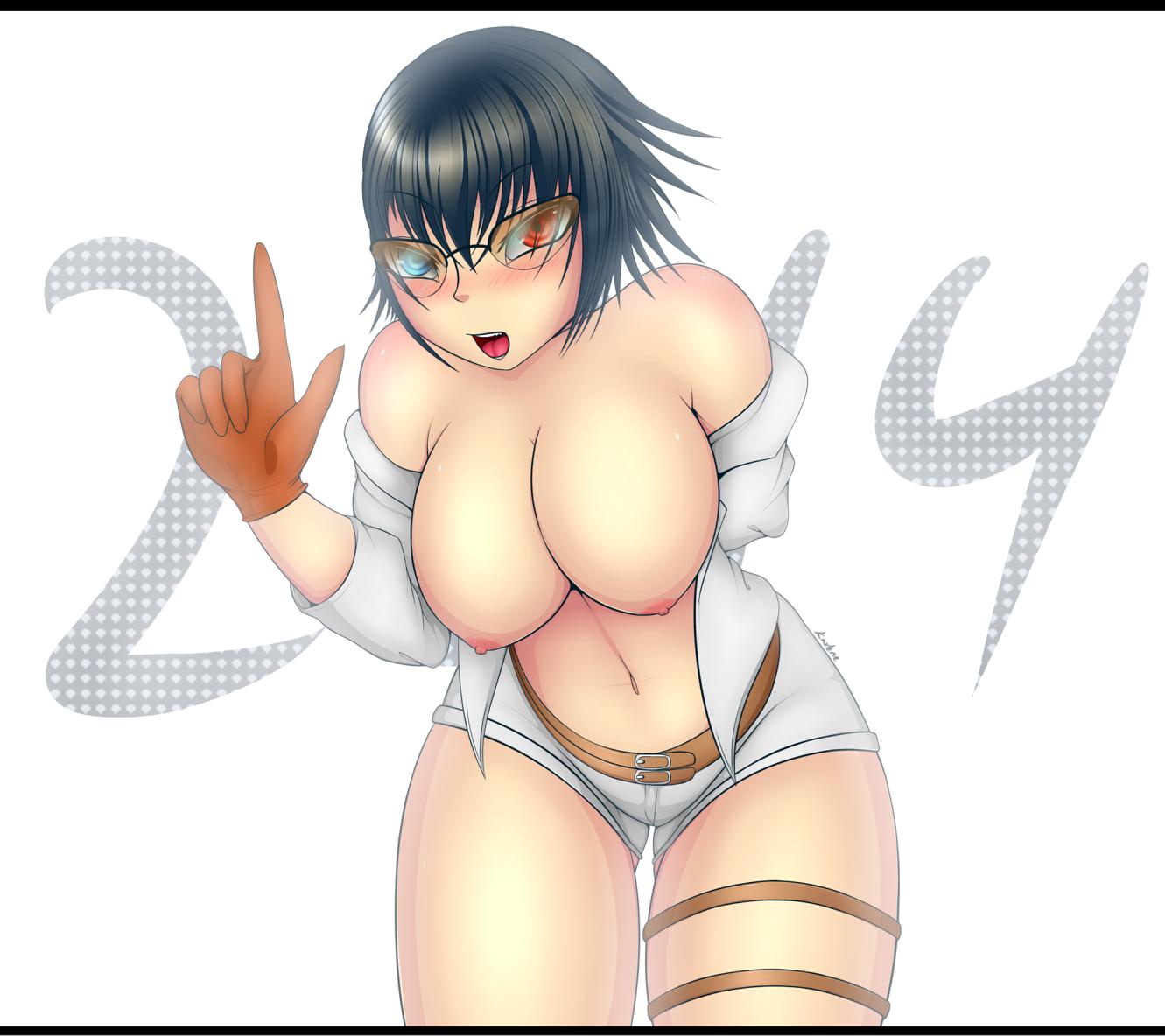 Happy new year Lady