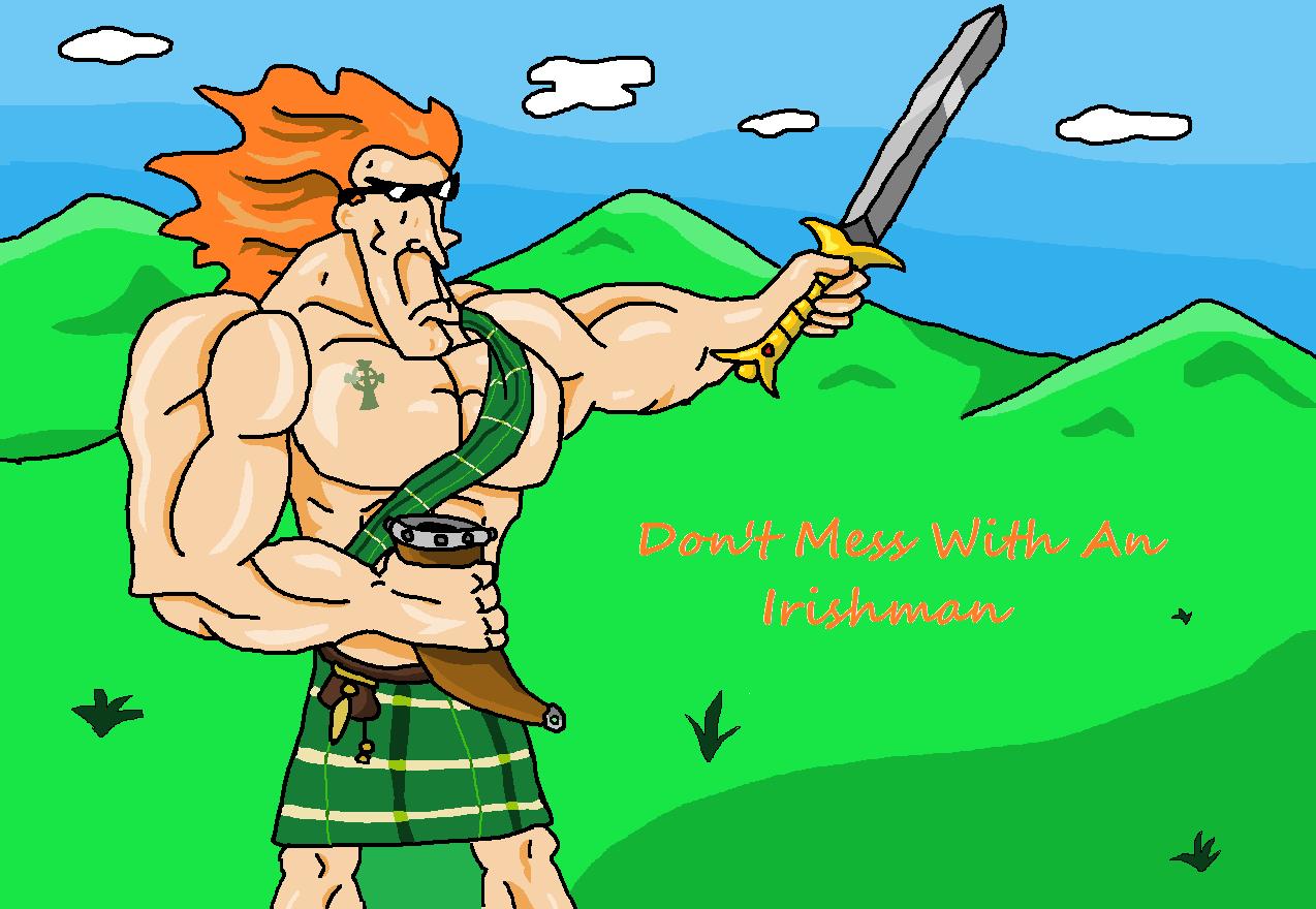 The Irish Scotsman