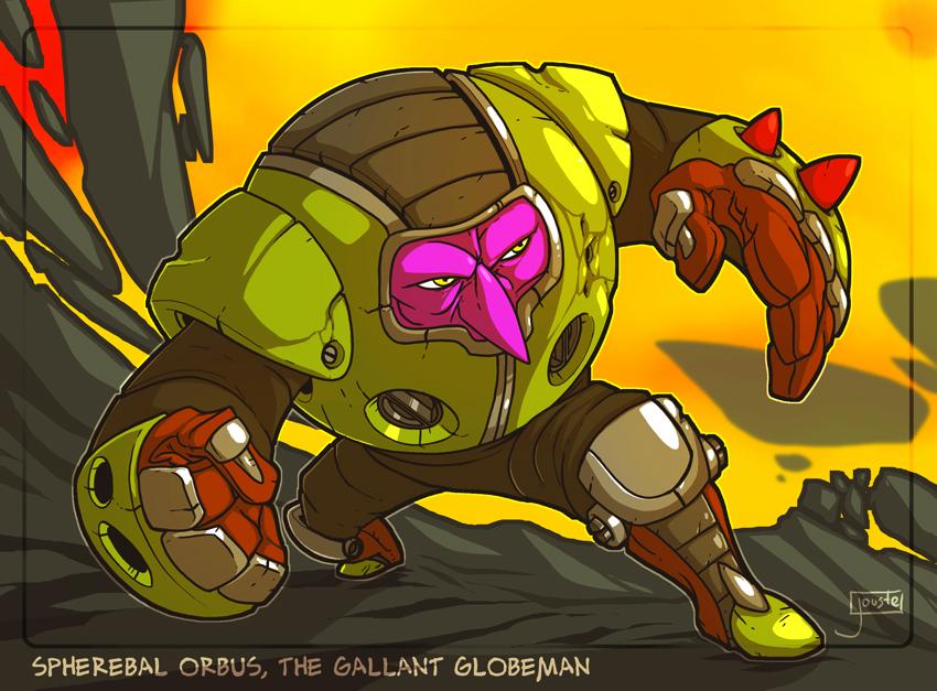 The Gallant Globeman