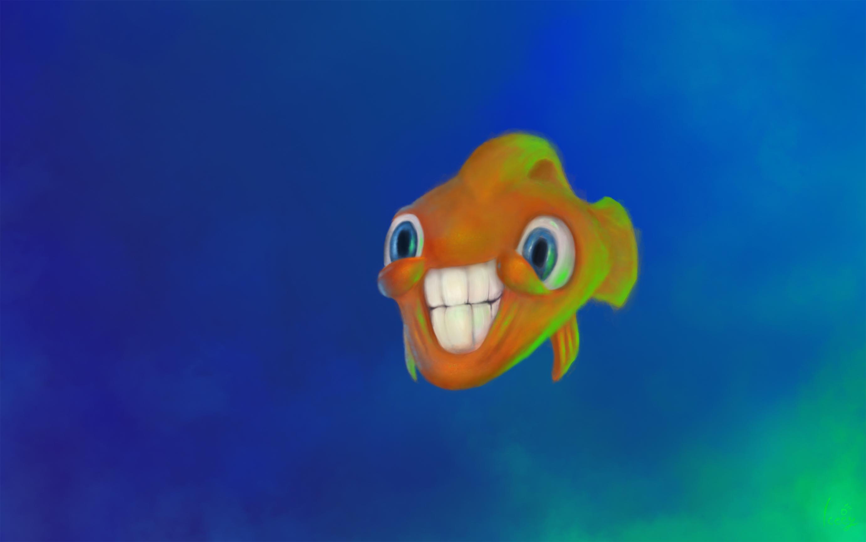 Lil' fishy