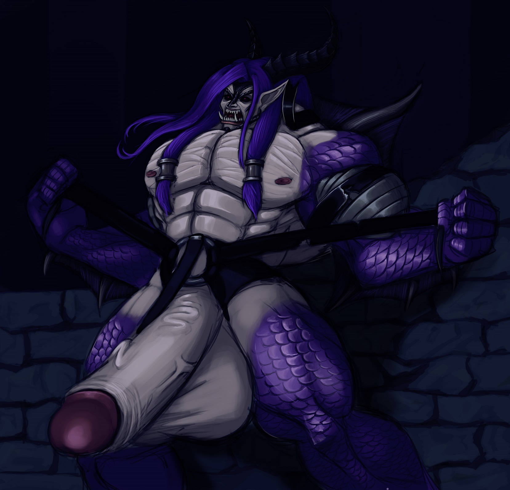 Breaking free; Dragon muscle g
