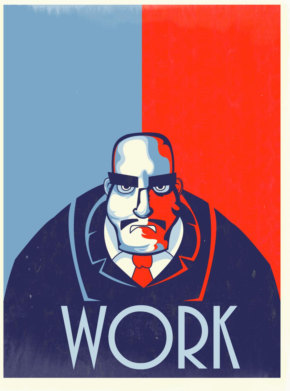 Mafia Say You Work Now