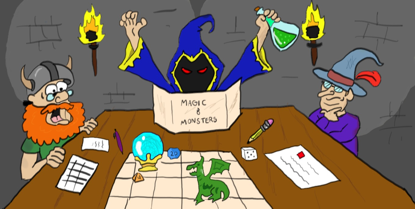 Magic and Monsters