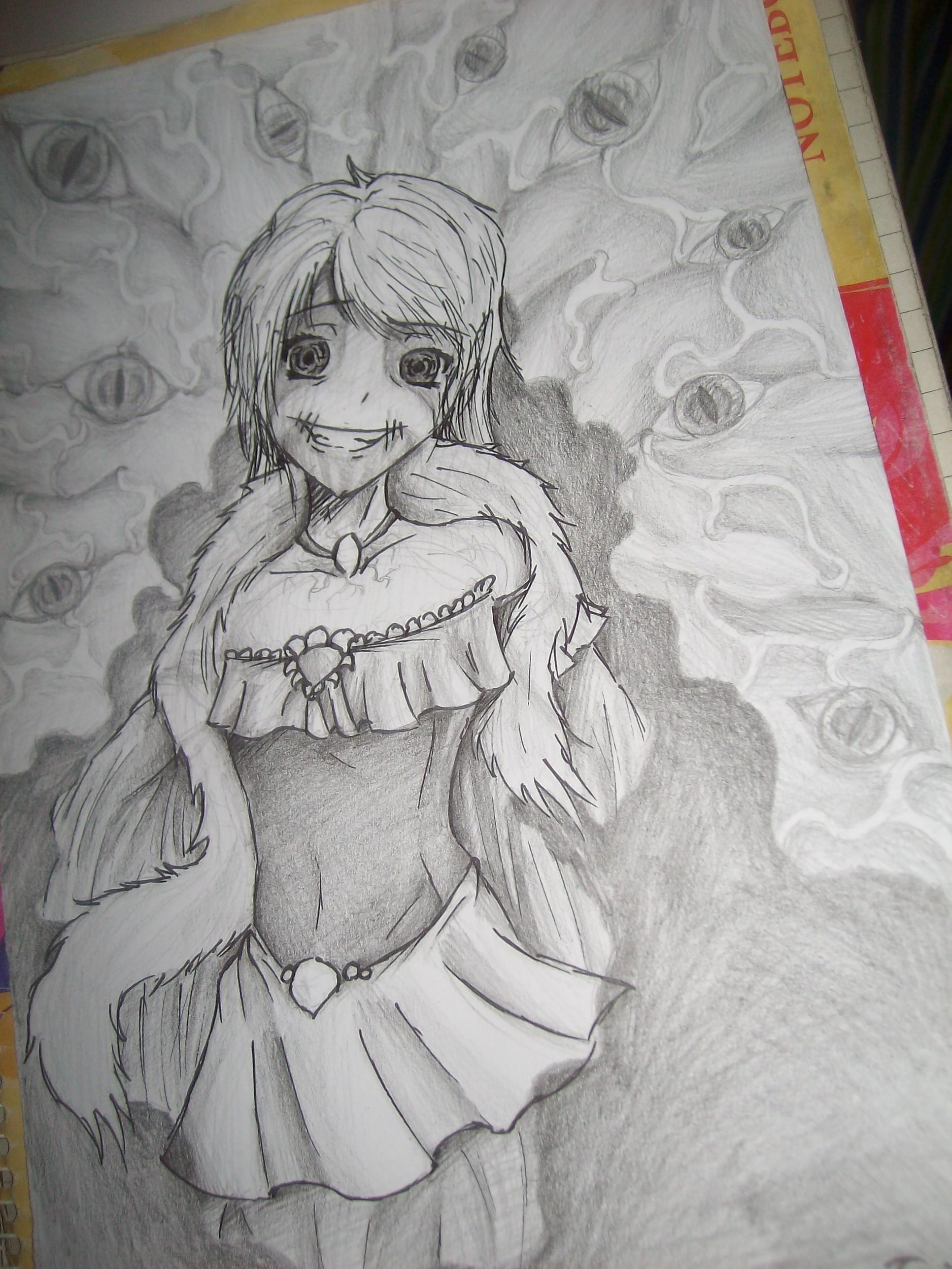 Sketch - Filth