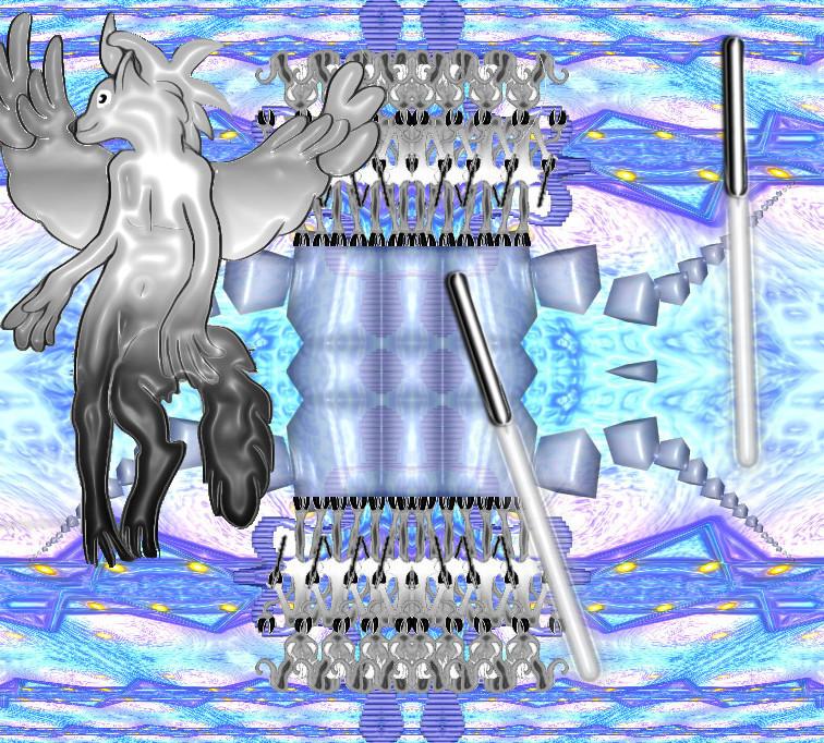 Silver God