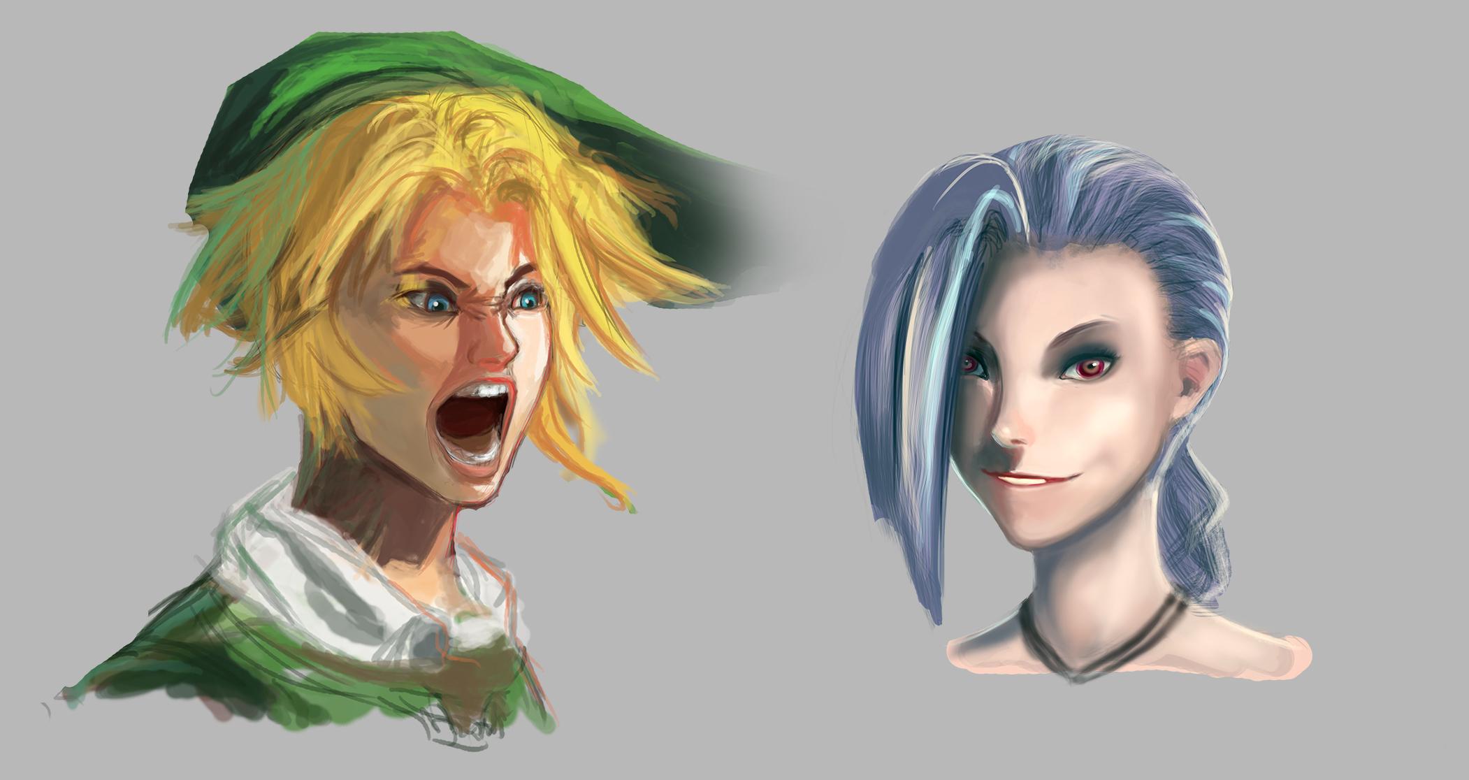 Jinx & Link
