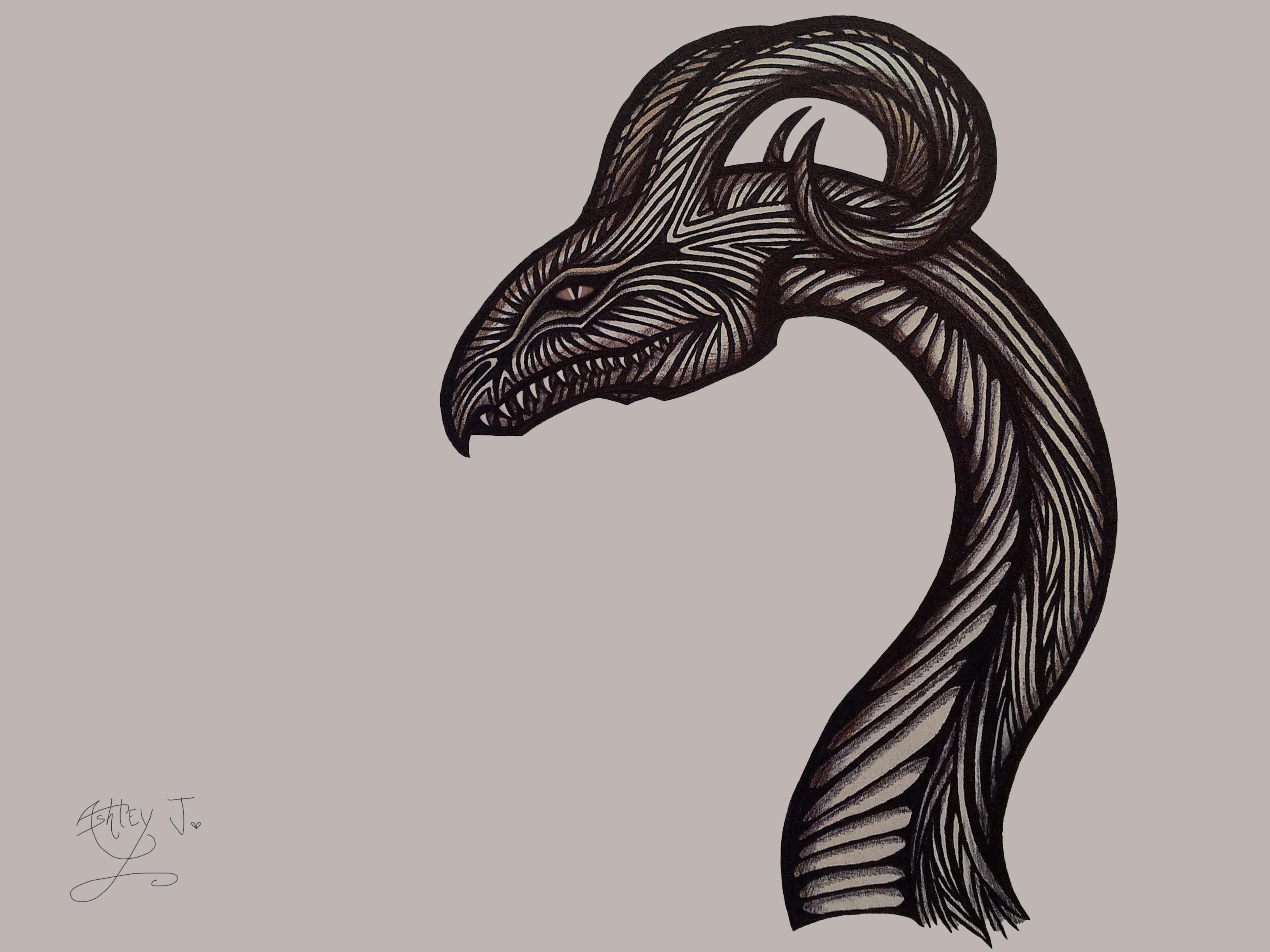 Dragon Stripes