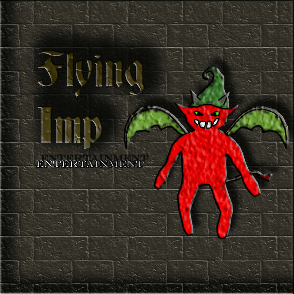 Flying Imp Entertainment Logo