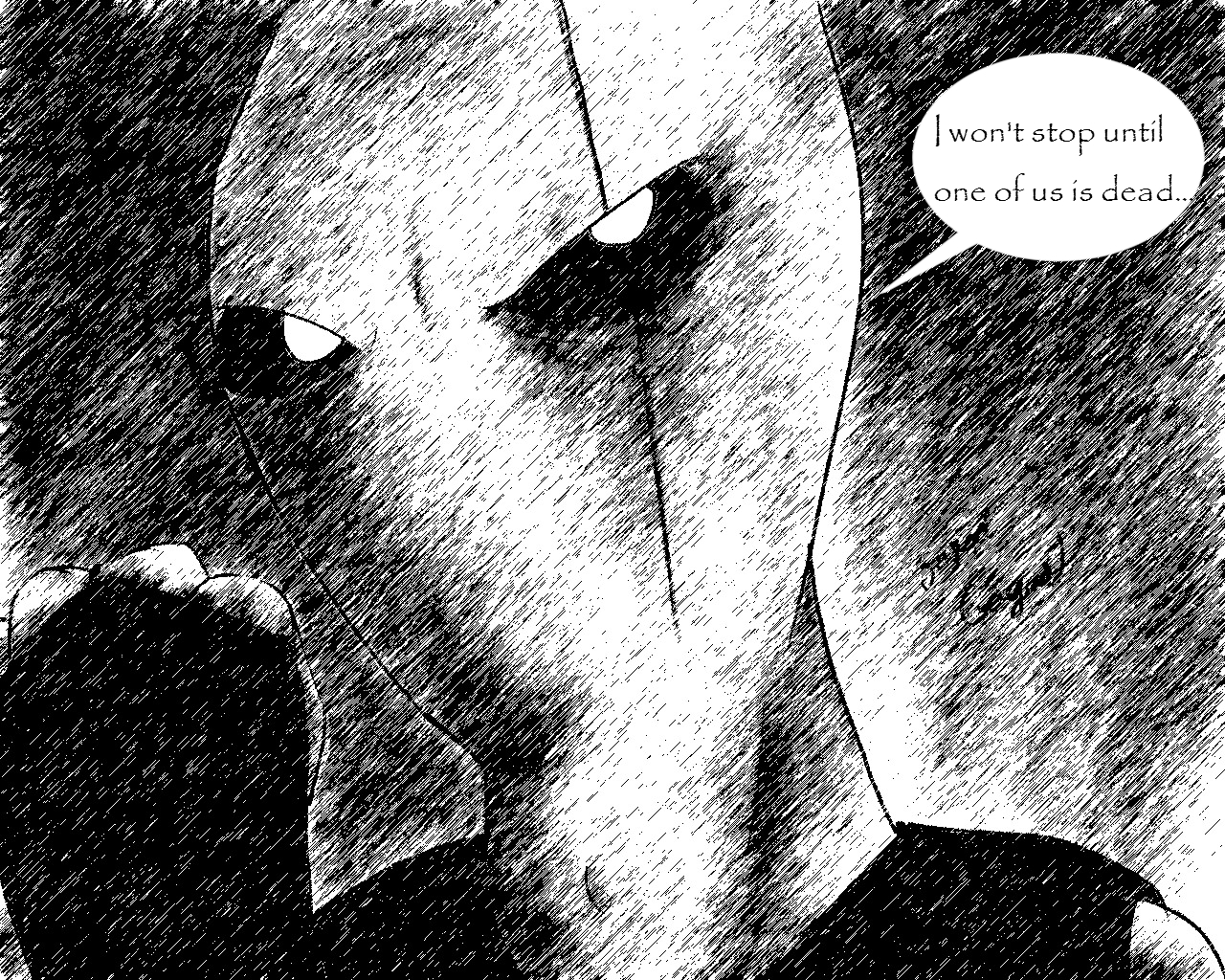 Nameless Comic Page