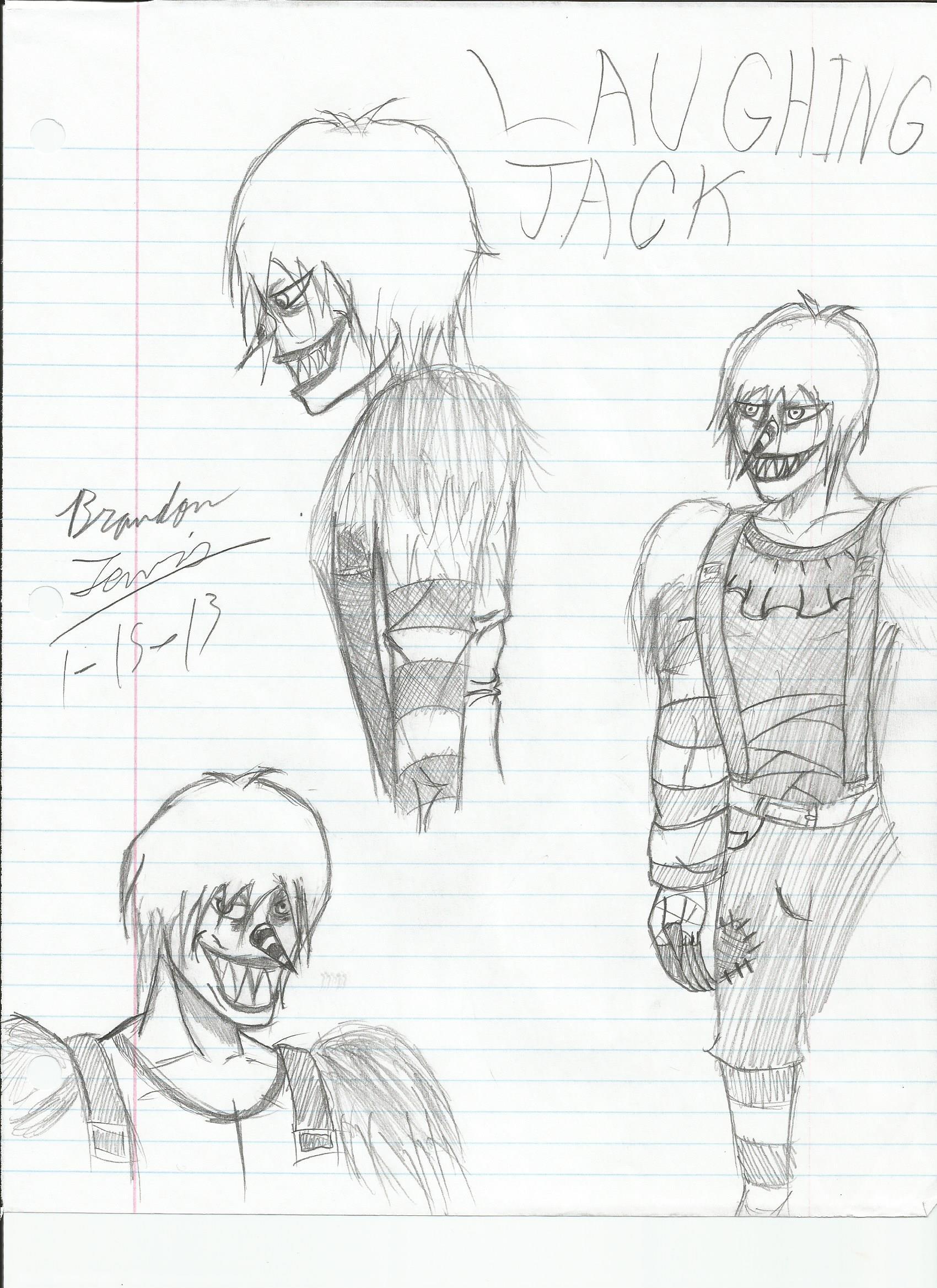 Laughing Jack Dump