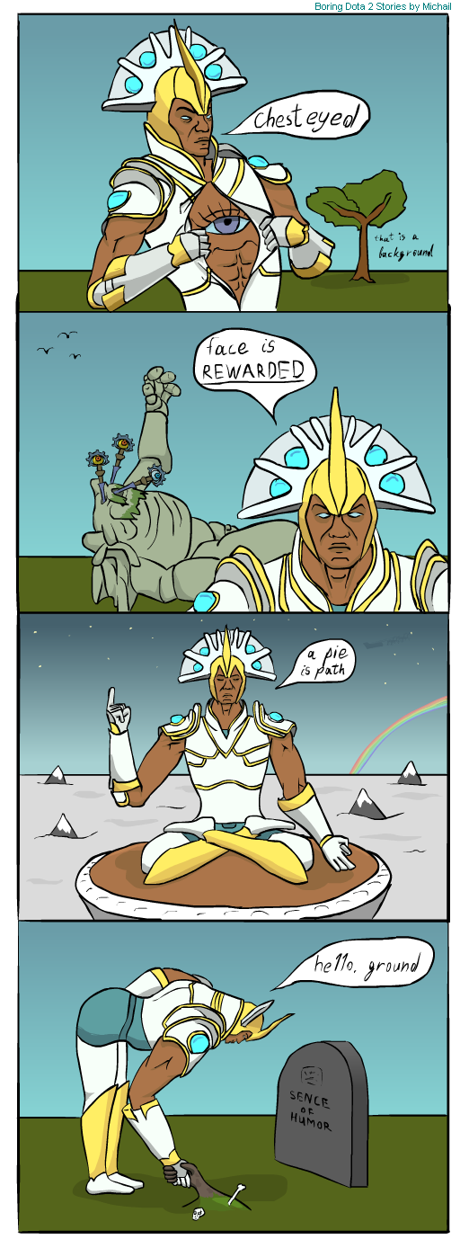 Boring Dota2 Stories by Mich.4