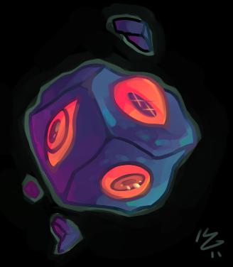 a fuckin rock