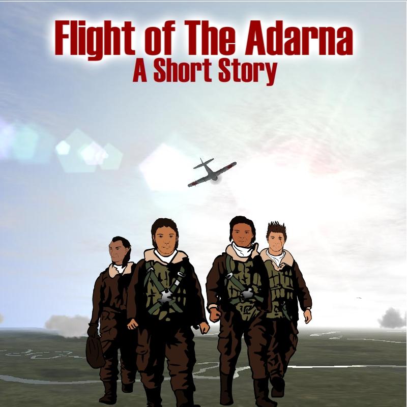 Flight of The Adarna poster