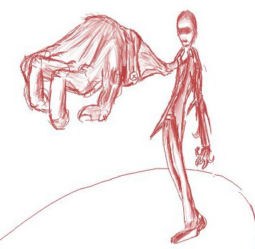 Slenderman is after you