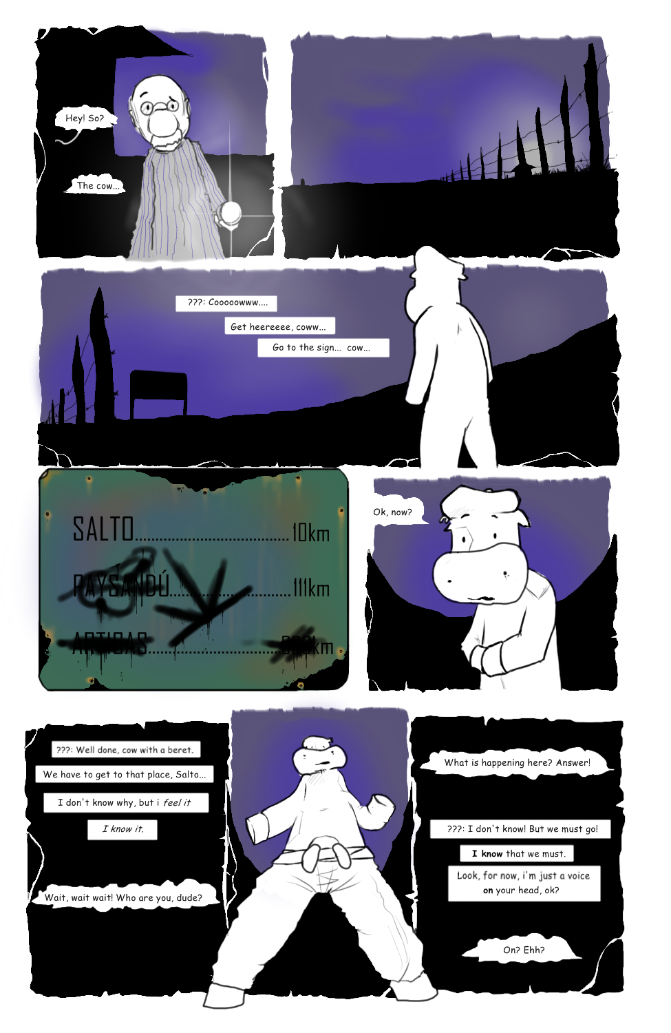 SuperCow Page 3.