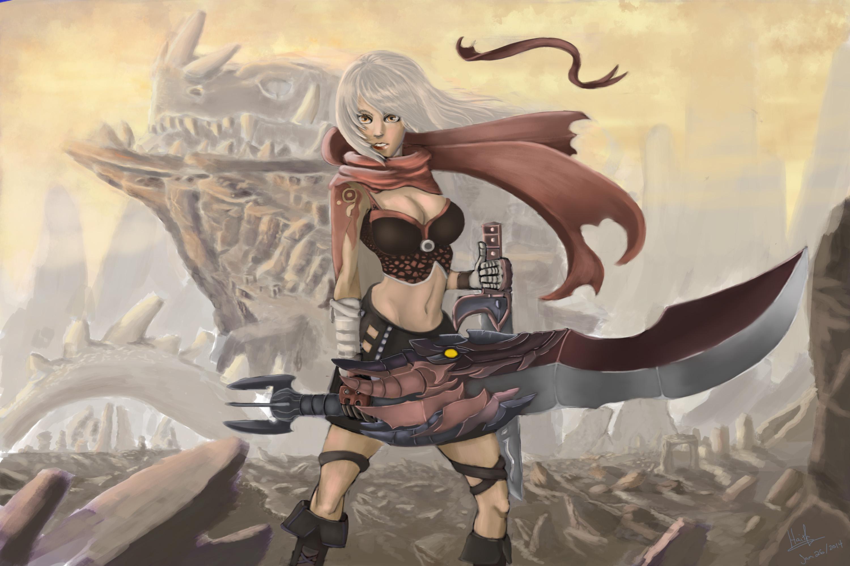 Dragon Slayer Riven