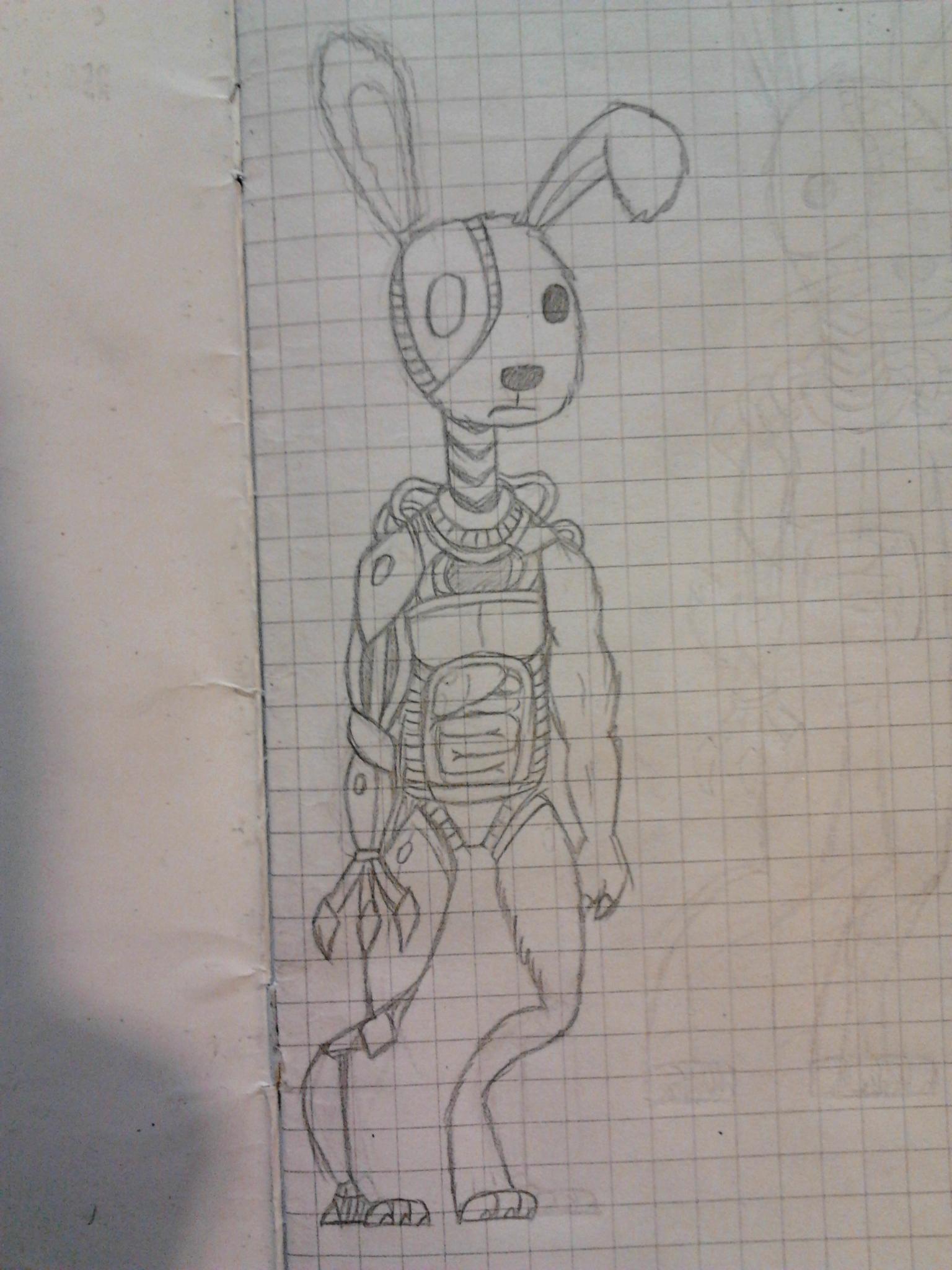 Cyborg Bunnyman