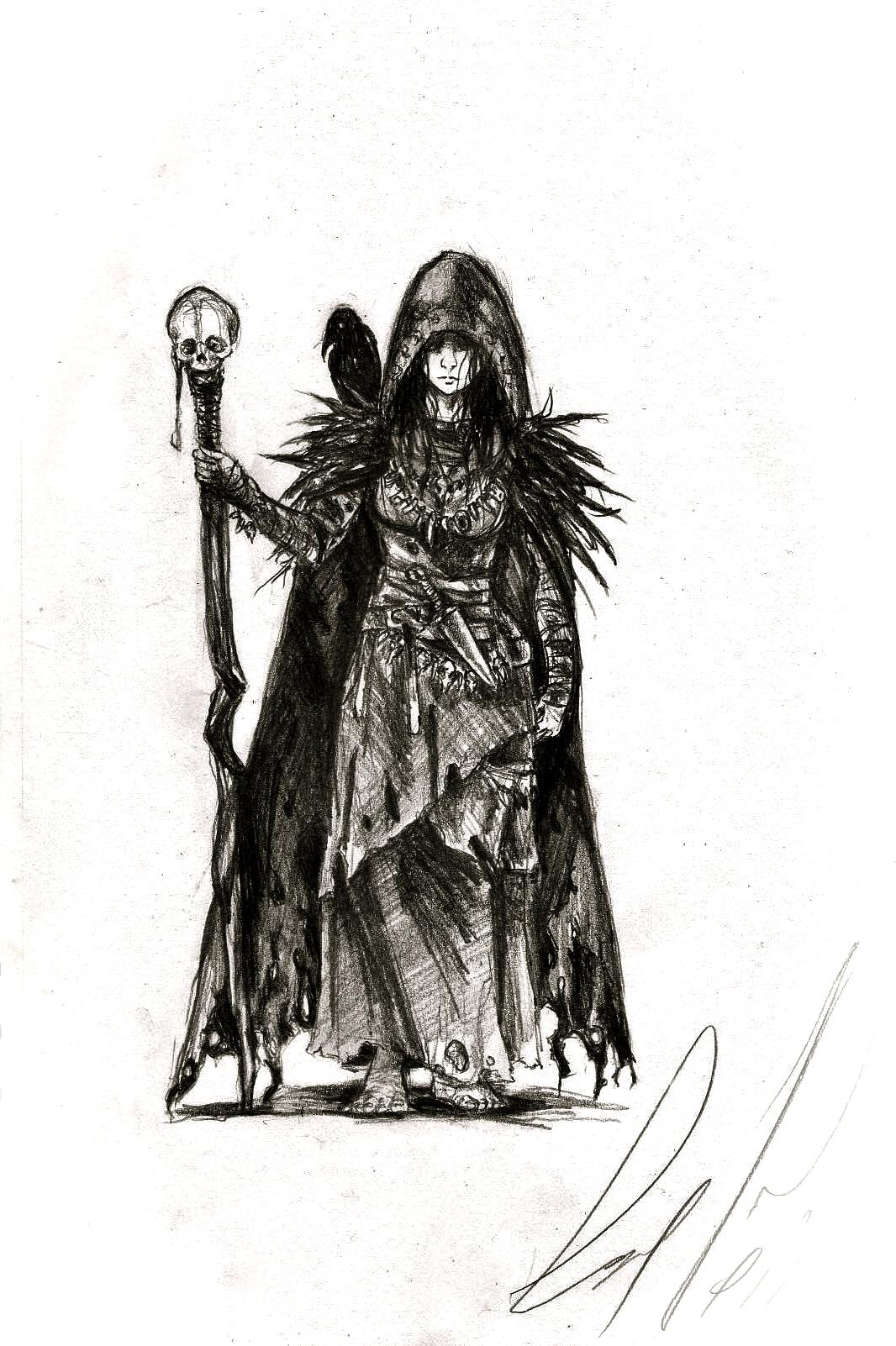 Murder Sorceress