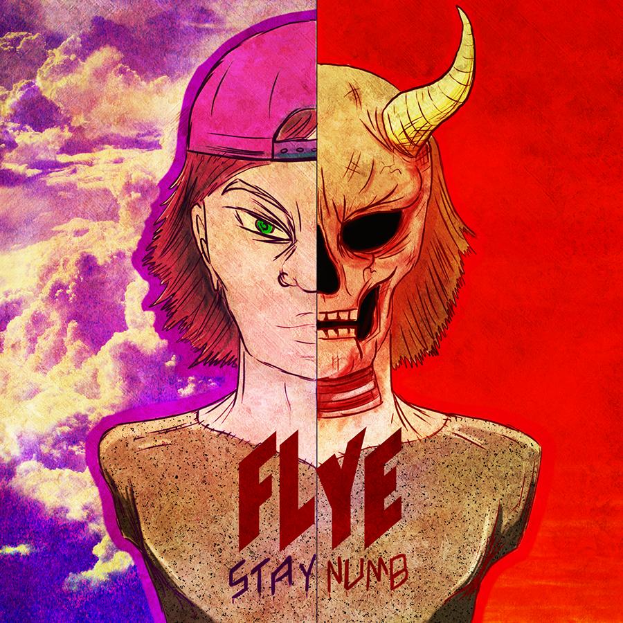 Flye Album Cover Commission