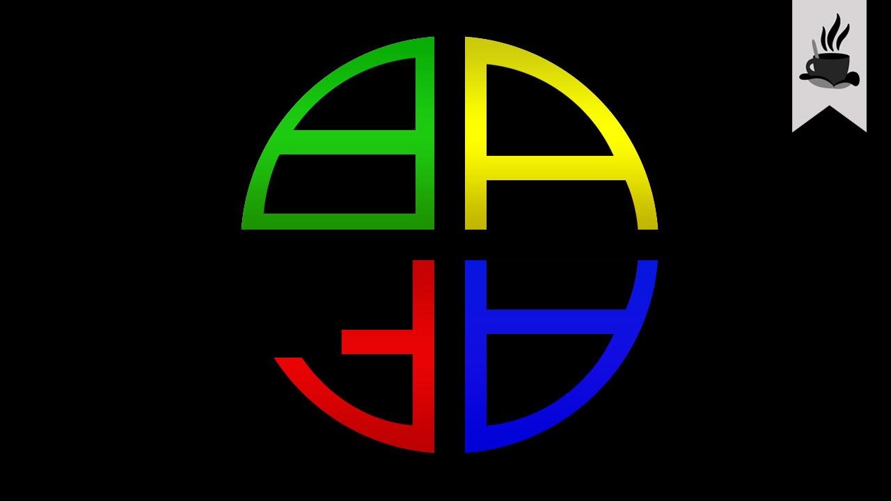 logo for bafa #8