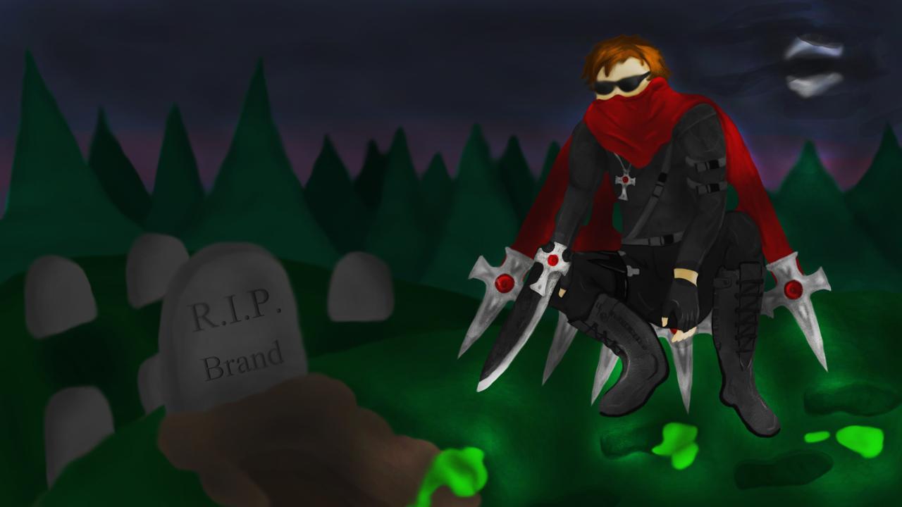 Zombiehunter Talon