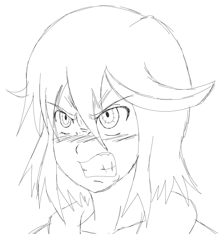 Angry Matoi