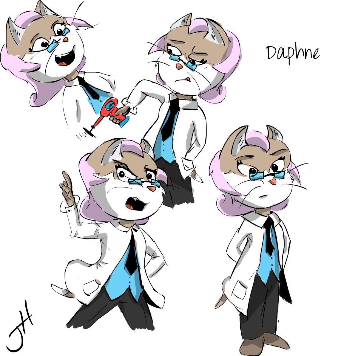 Daphne Goodwin Color Concept