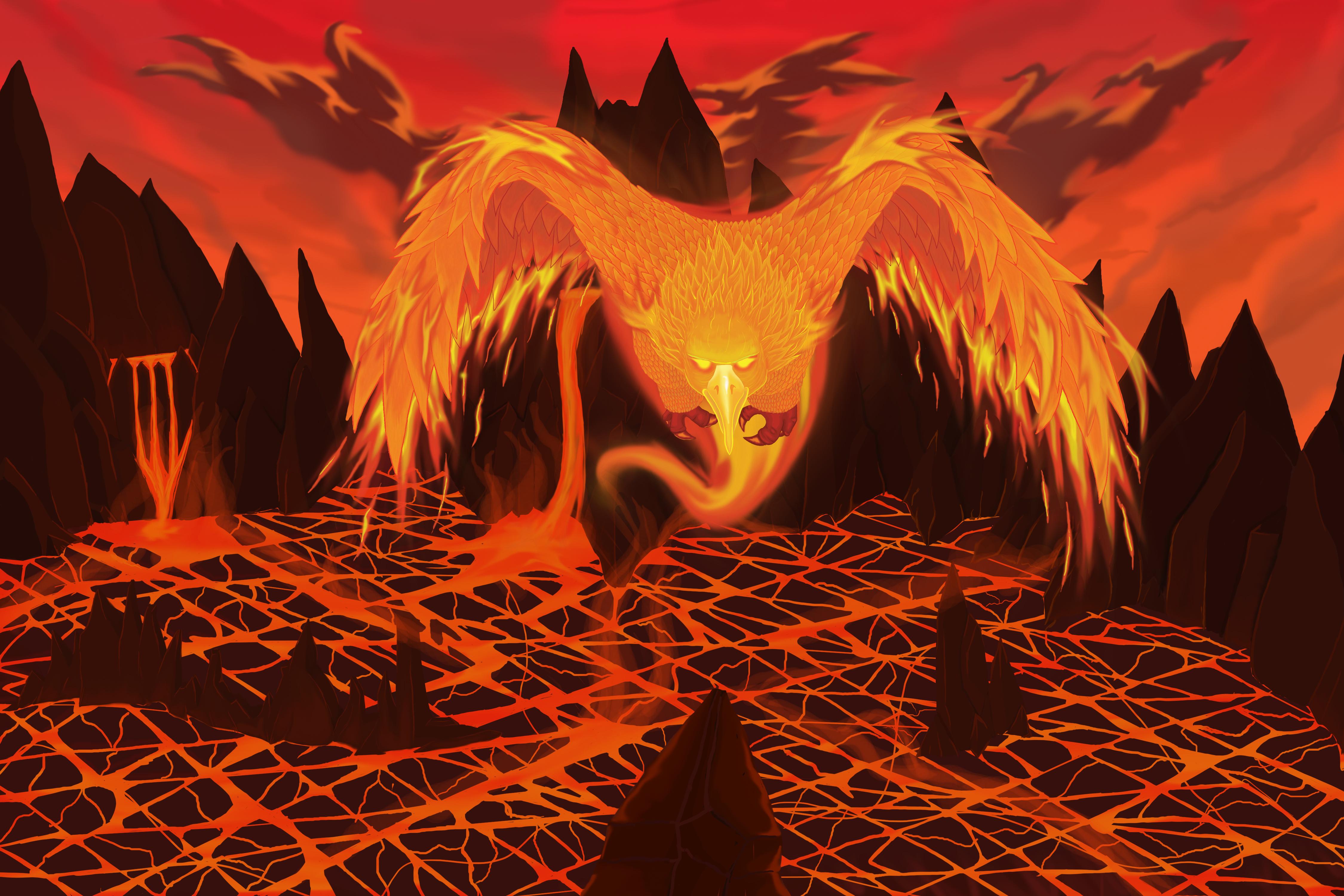 The Phoenix!