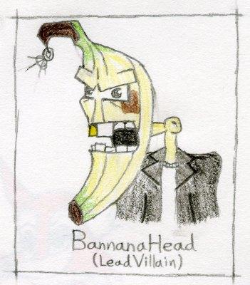 Banana Head