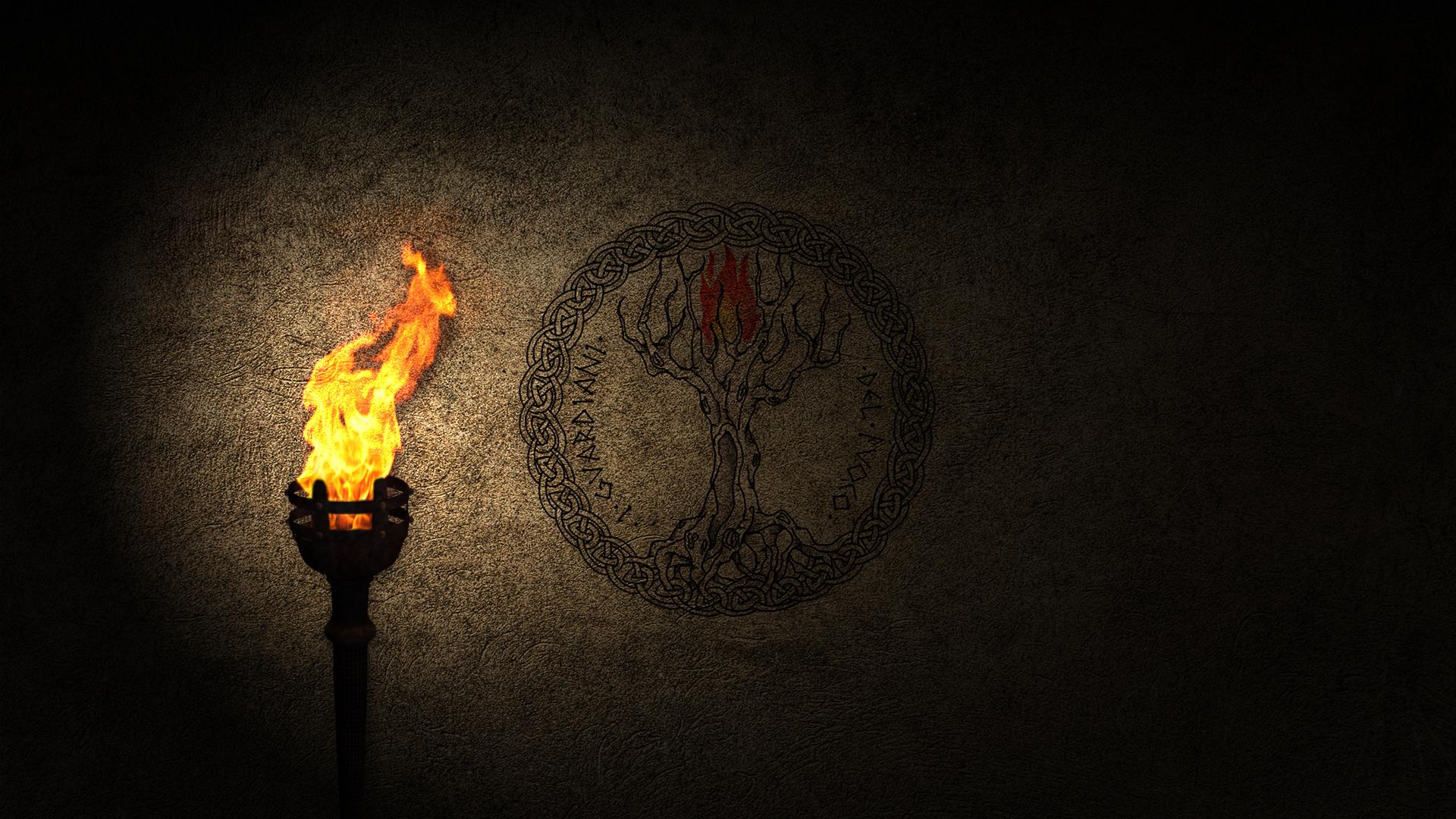 Guardians of fire Wallpaper