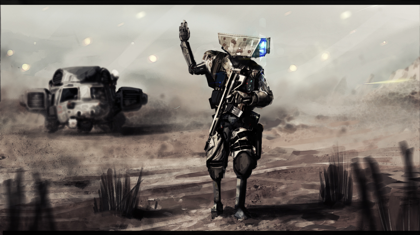 Counter-Insurgent Droid