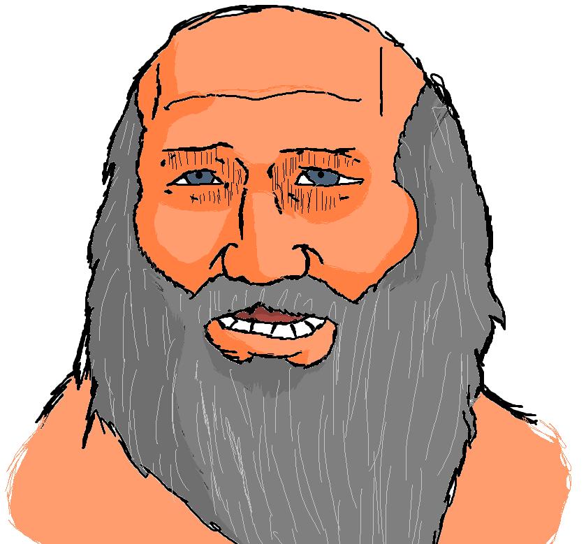 Bearded Titan