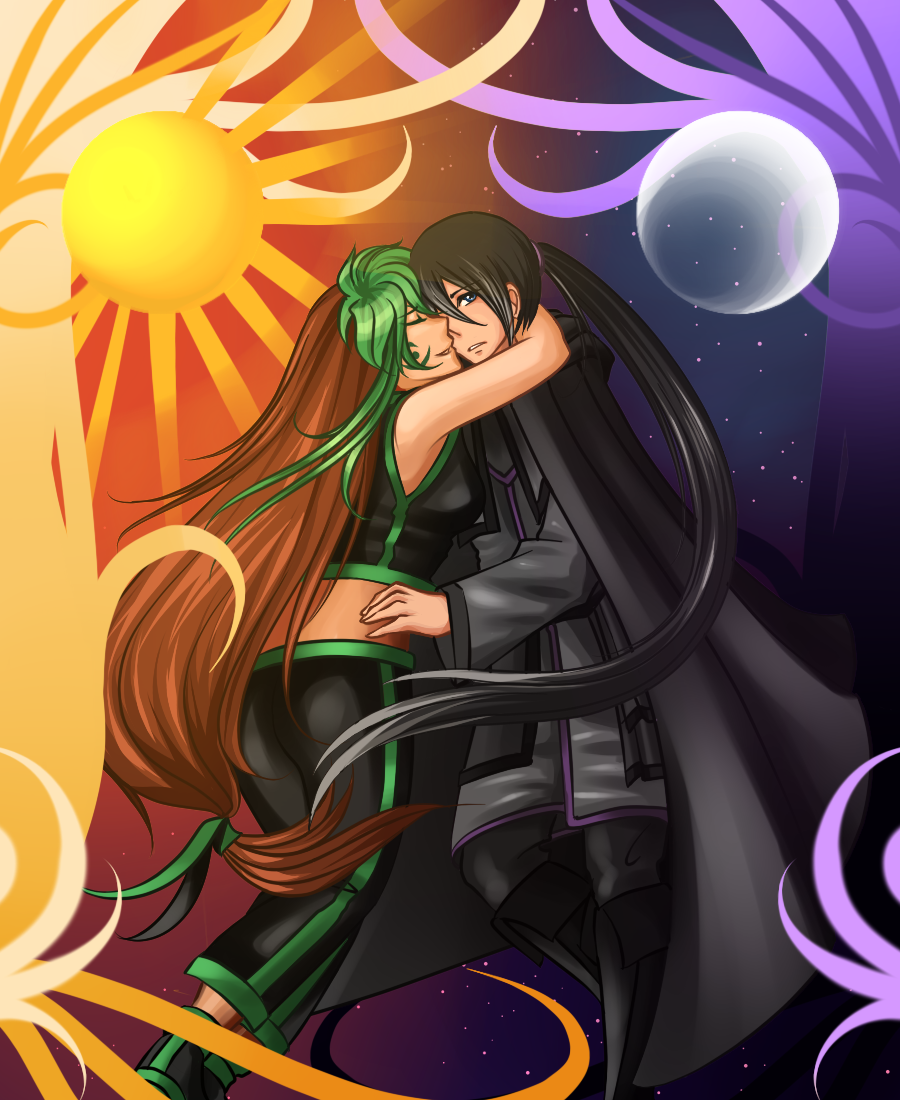 Saru and Yari - Night and Day
