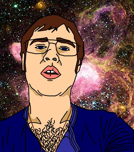Chaz in Space