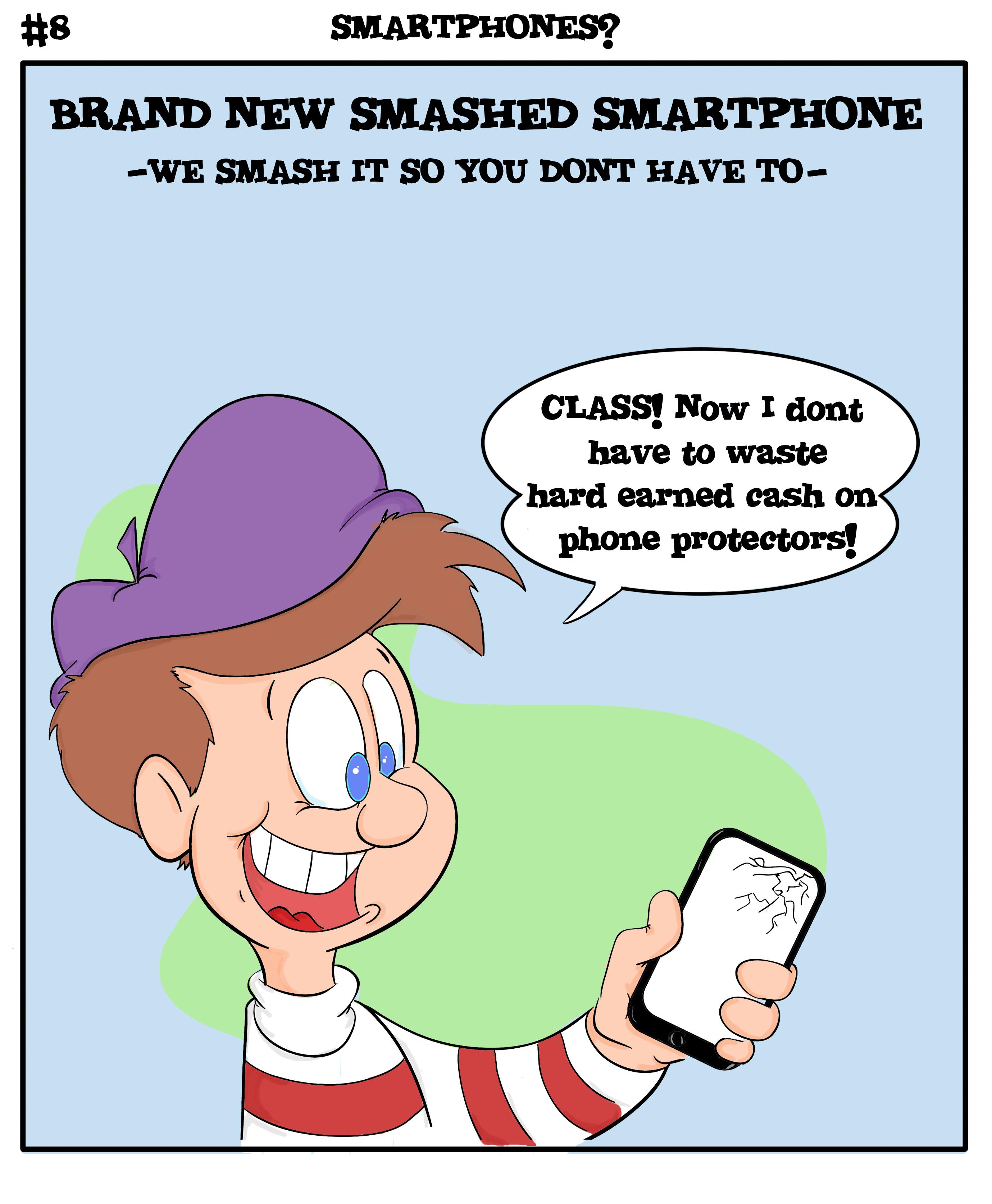 Pinball Comic 8