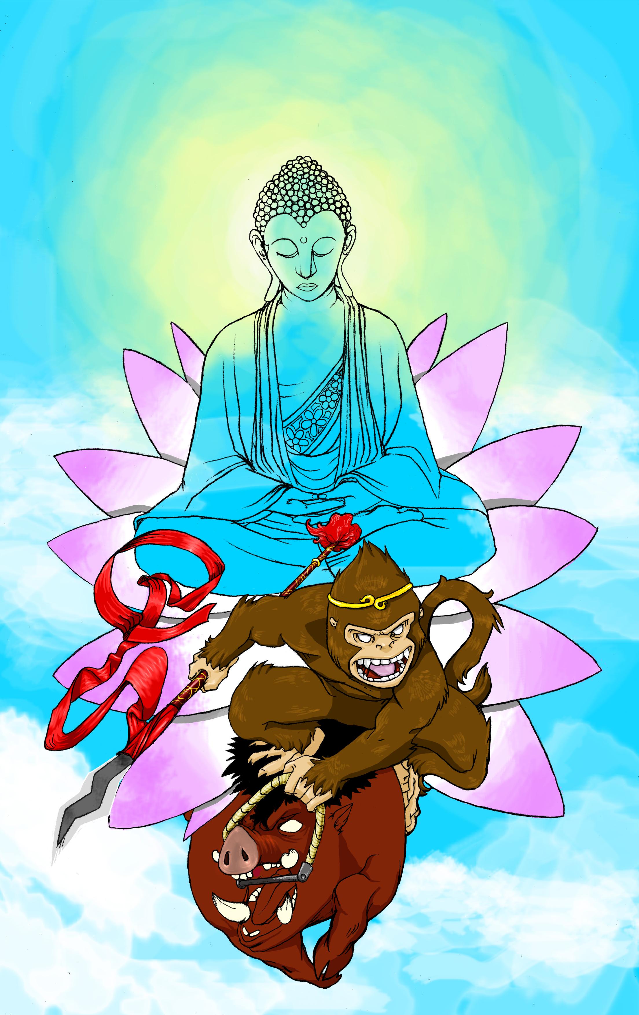 Goku - The Monkey King