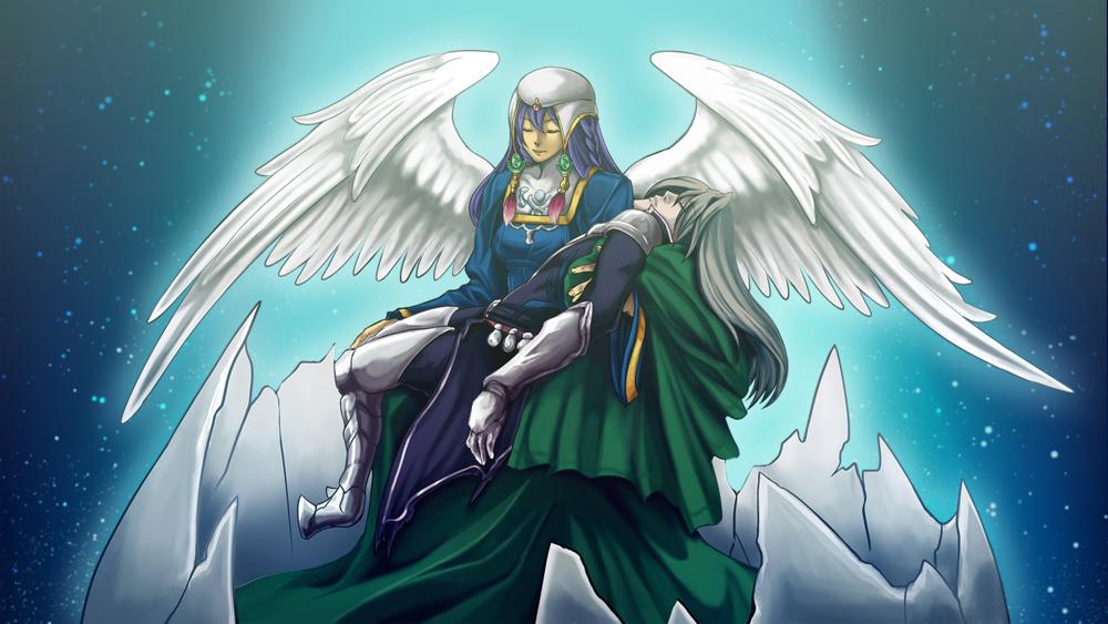 Mercy of the Saint