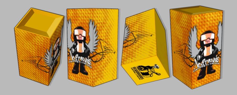 NG Box Art