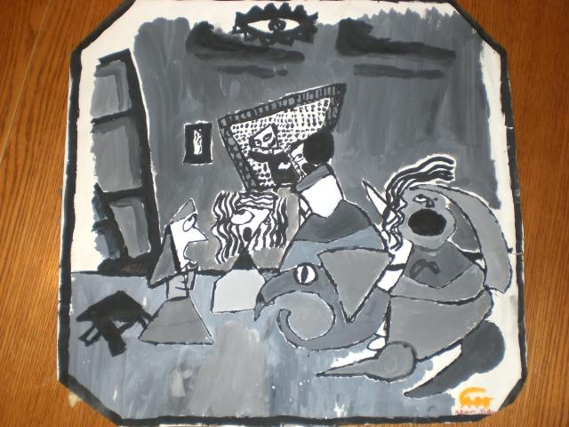Guernicish