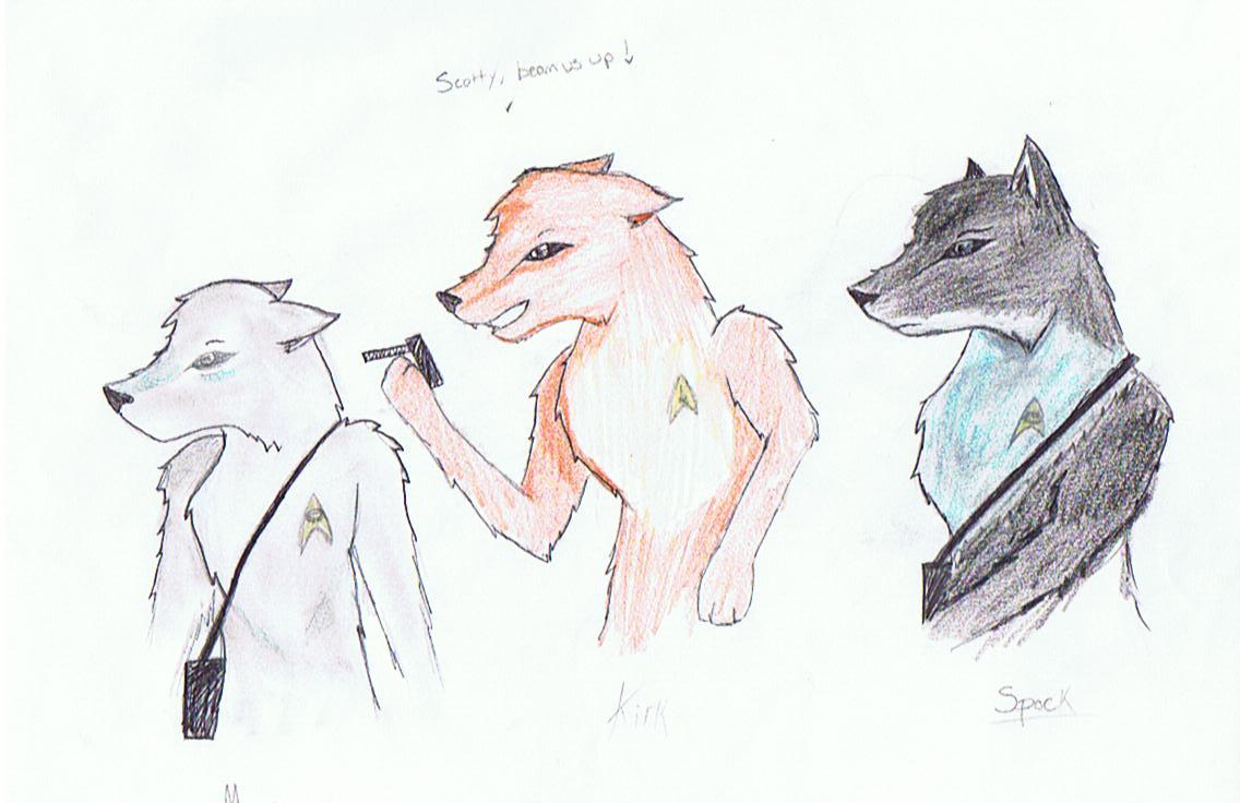 Trek Wolves