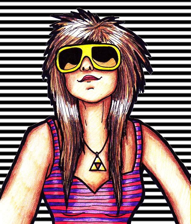 Triforce Girl