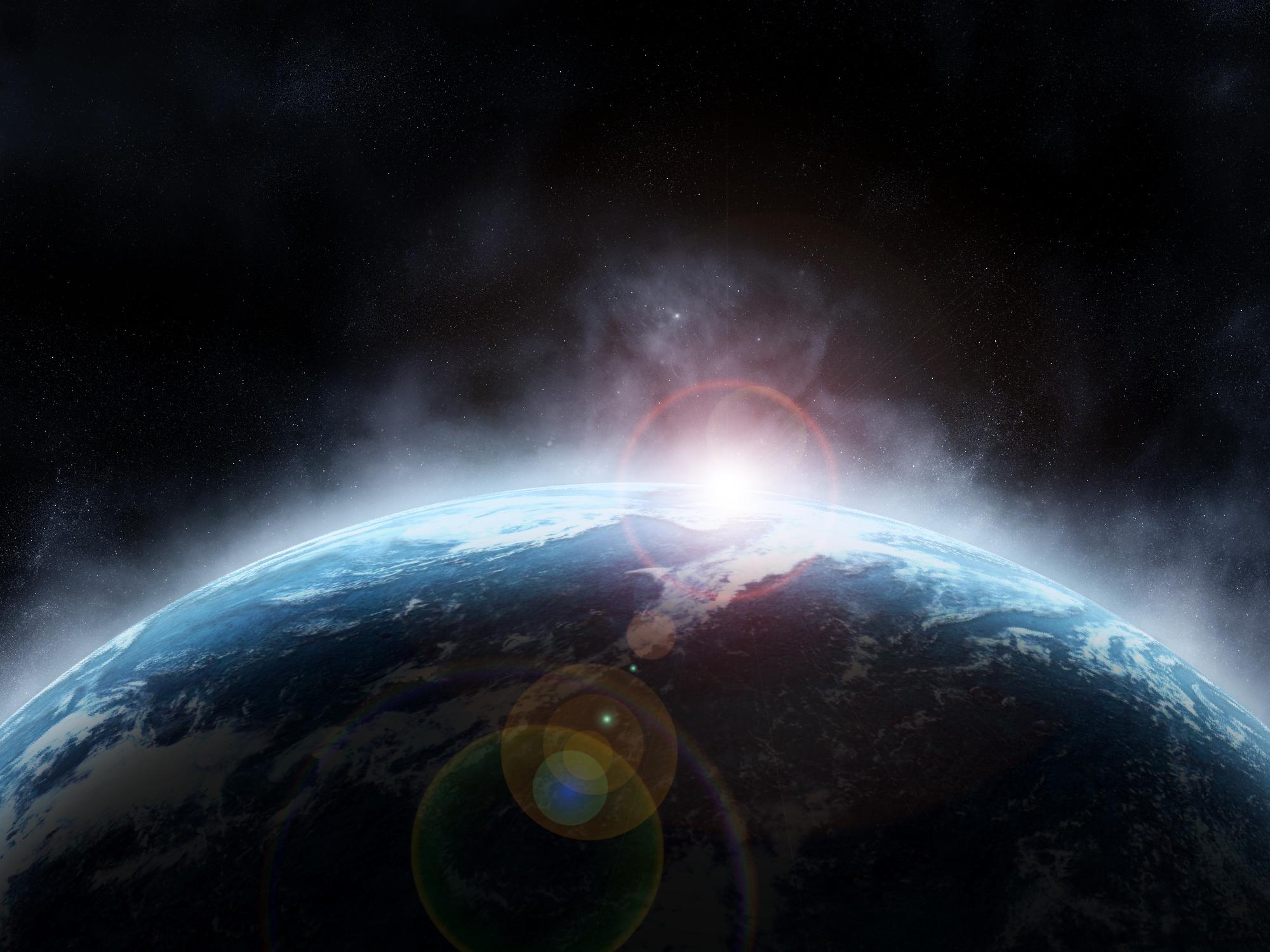 - Earth -